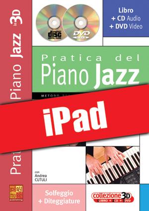 Pratica del piano jazz in 3D (iPad)