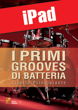 I primi grooves di batteria (iPad)