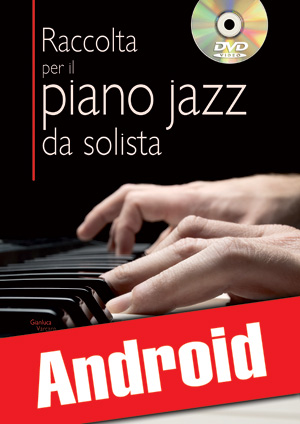 Raccolta per il piano jazz da solista (Android)