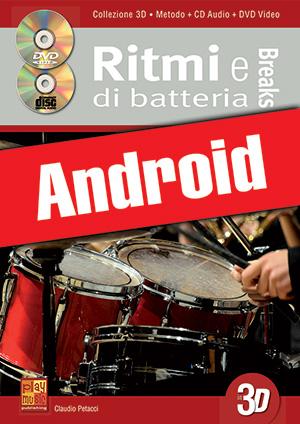 Ritmi e breaks di batteria in 3D (Android)