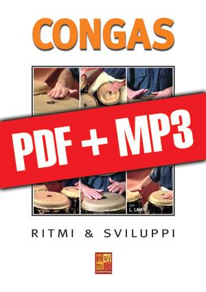 Congas - Ritmi & sviluppi (pdf + mp3)