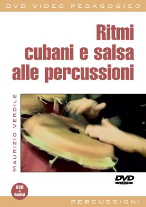 Ritmi cubani e salsa alle percussioni