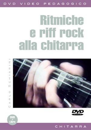 Ritmiche e riff rock alla chitarra