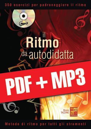 Il ritmo da autodidatta - Pianoforte (pdf + mp3)
