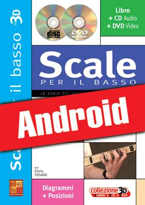 Scale per il basso in 3D (Android)