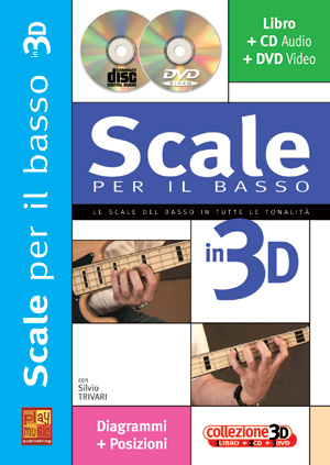 Scale per il basso in 3D