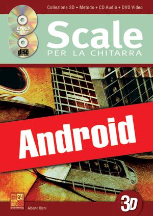Scale per la chitarra in 3D (Android)