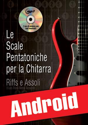 Le scale pentatoniche per la chitarra (Android)