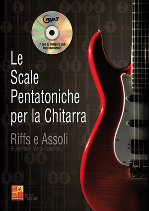 Le scale pentatoniche per la chitarra