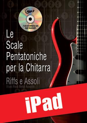 Le scale pentatoniche per la chitarra (iPad)