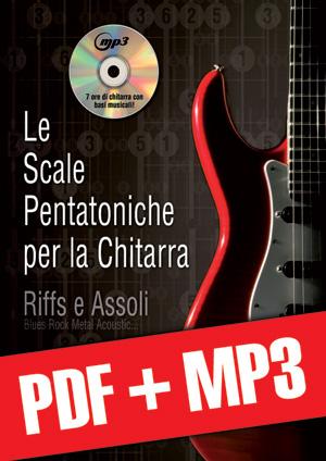 Le scale pentatoniche per la chitarra (pdf + mp3)
