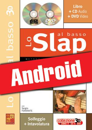 Lo slap al basso in 3D (Android)