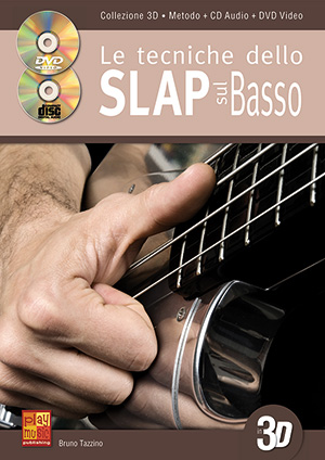 Slap & Tecniche di espressione per basso in 3D