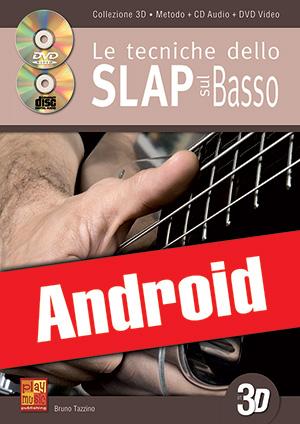 Le tecniche dello slap sul basso in 3D (Android)
