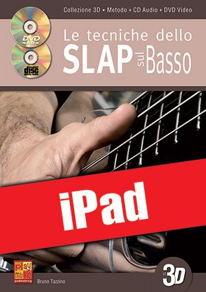 Slap & Tecniche di espressione per basso in 3D (iPad)