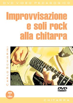 Improvvisazione e soli rock alla chitarra
