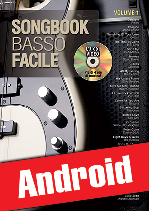 Songbook Basso Facile - Volume 1 (Android)