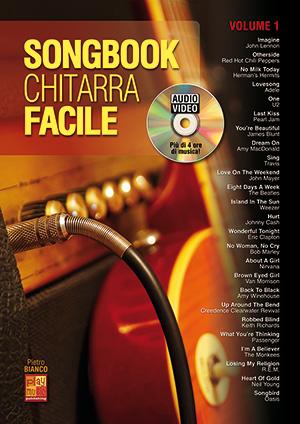 Songbook Chitarra Facile - Volume 1
