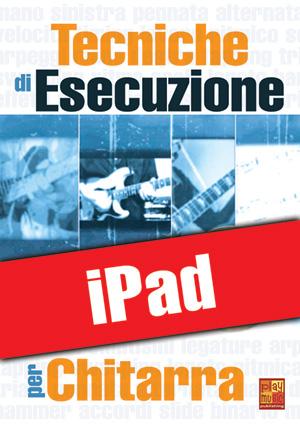 Tecniche di esecuzione per chitarra (iPad)
