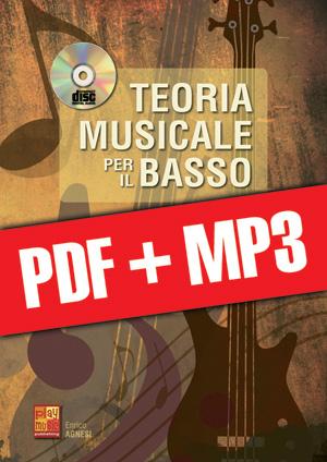 Teoria musicale per il basso (pdf + mp3)