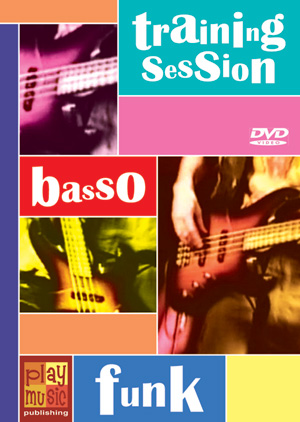 DVD Training Session - Basso funk