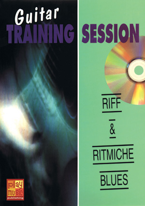 Guitar Training Session - Riff & ritmiche blues