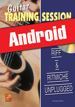 Guitar Training Session - Riff & ritmiche unplugged (Android)