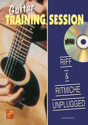 Guitar Training Session - Riff & ritmiche unplugged