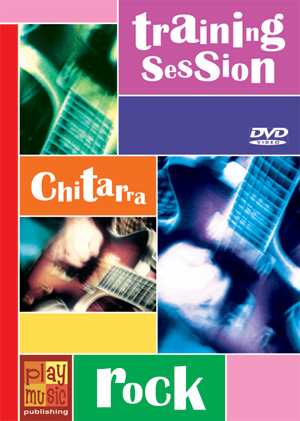 DVD Training Session - Chitarra rock