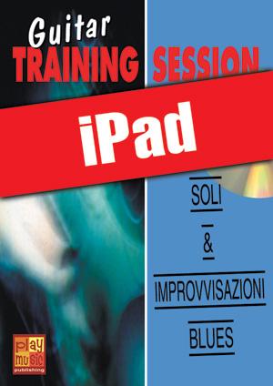 Guitar Training Session - Soli & improvvisazioni blues (iPad)