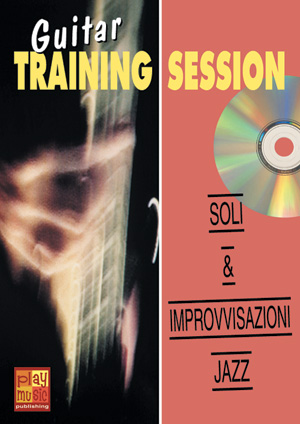 Guitar Training Session - Soli & improvvisazioni jazz