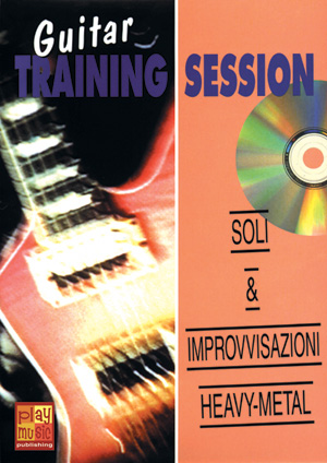 Guitar Training Session - Soli & improvvisazioni heavy-metal