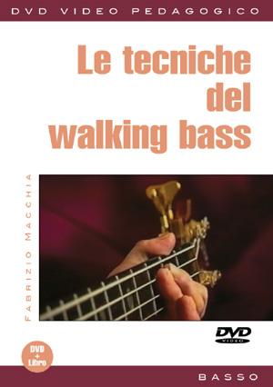 Le tecniche del walking bass