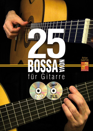 25 Bossa Nova für Gitarre