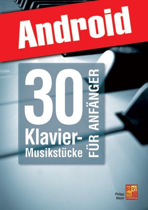 30 Klavier-Musikstücke für Anfänger (Android)