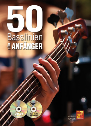 50 Basslinien für Anfänger