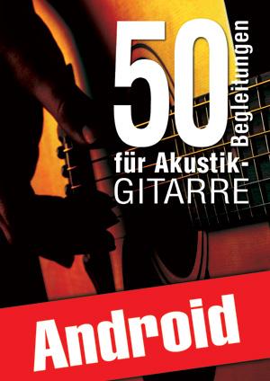50 Begleitungen für Akustik-Gitarre (Android)