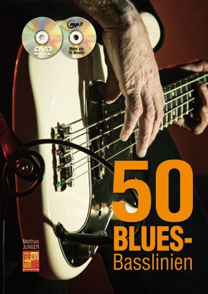 50 Blues-Basslinien