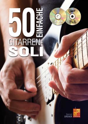 50 Einfache Gitarren-Soli
