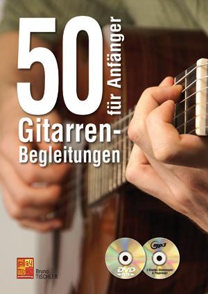 50 Gitarren-Begleitungen für Anfänger