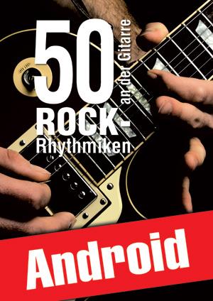 50 Rock-Rhythmiken an der Gitarre (Android)