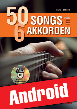 50 Songs mit 6 Akkorden (Android)