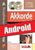 Akkorde & Gitarrenbegleitung in 3D (Android)