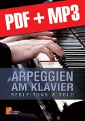 Arpeggien am Klavier (pdf + mp3)