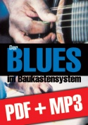 Der Blues im Baukastensystem (pdf + mp3)