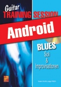 Guitar Training Session - Blues - Soli & Improvisationen (Android)