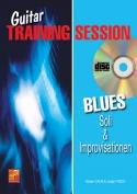 Guitar Training Session - Blues - Soli & Improvisationen