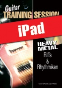 Guitar Training Session - Heavy Metal - Riffs & Rhythmiken (iPad)