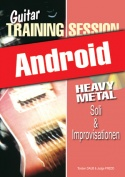 Guitar Training Session - Heavy Metal - Soli & Improvisationen (Android)