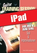 Guitar Training Session - Heavy Metal - Soli & Improvisationen (iPad)